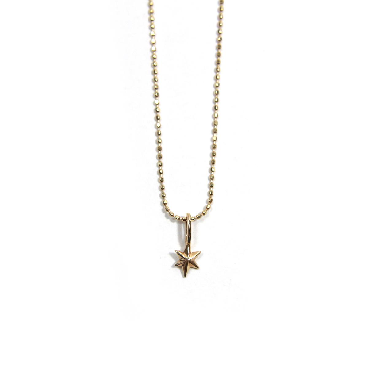 Star / 【Cosmiki Konus】 ジュエリーネックレス 専用ボックス付