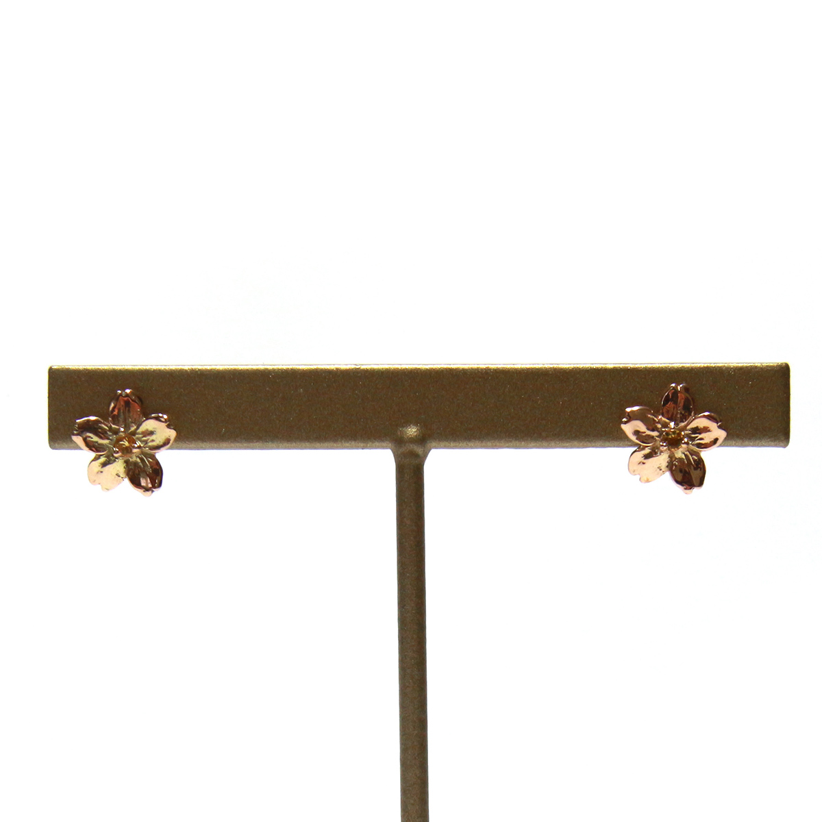 Cherry Blossom Pierced Earrings / Cosmiki Konus ジュエリーピアス