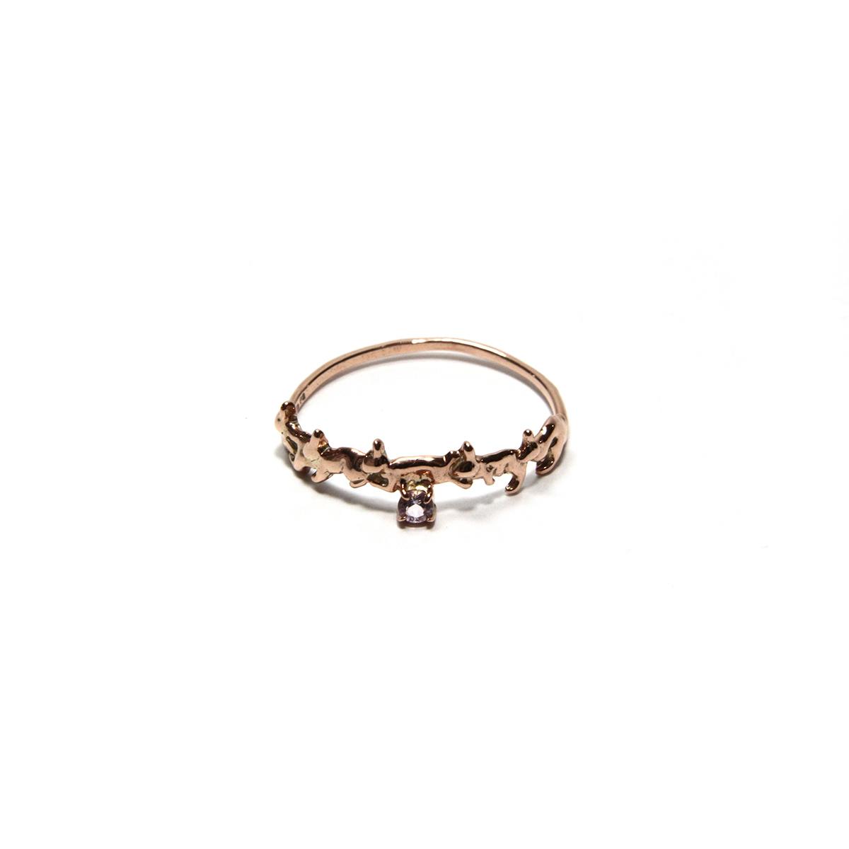 Bunnies Ring / 【Cosmiki Konus】ジュエリーリング 専用ボックス付