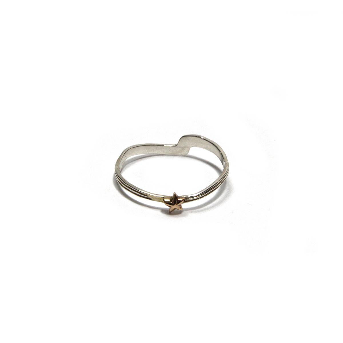 Meteor Ring / 【Cosmiki Konus】ジュエリーリング 専用ボックス付