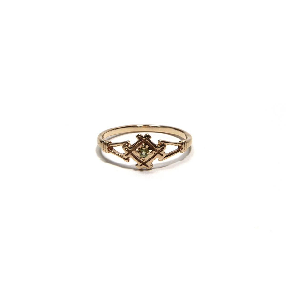 IGETA MONYOU Ring / 【Cosmiki Konus】ジュエリーリング 専用ボックス付