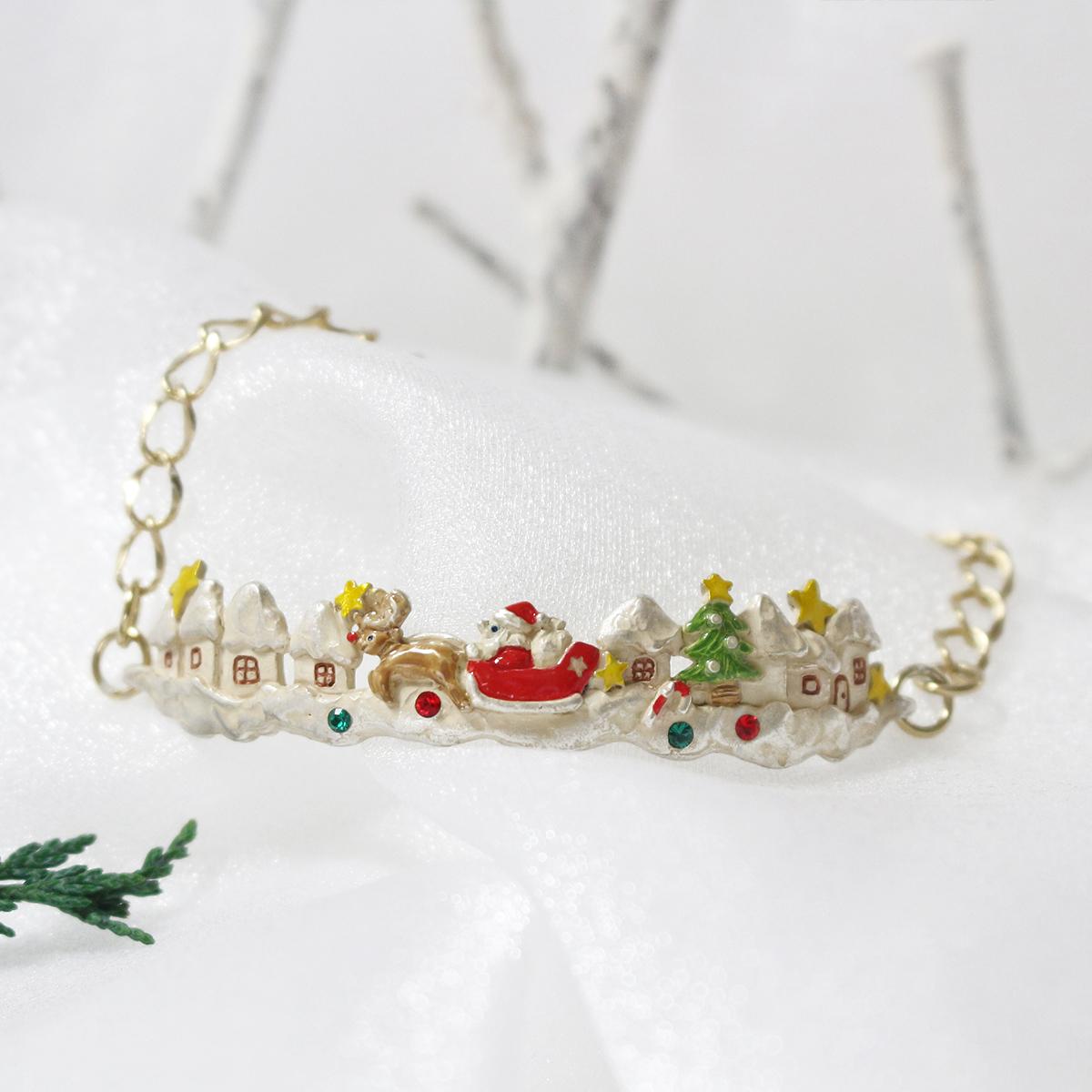 <限定>クリスマスの夜ブレスレット / ブレスレット