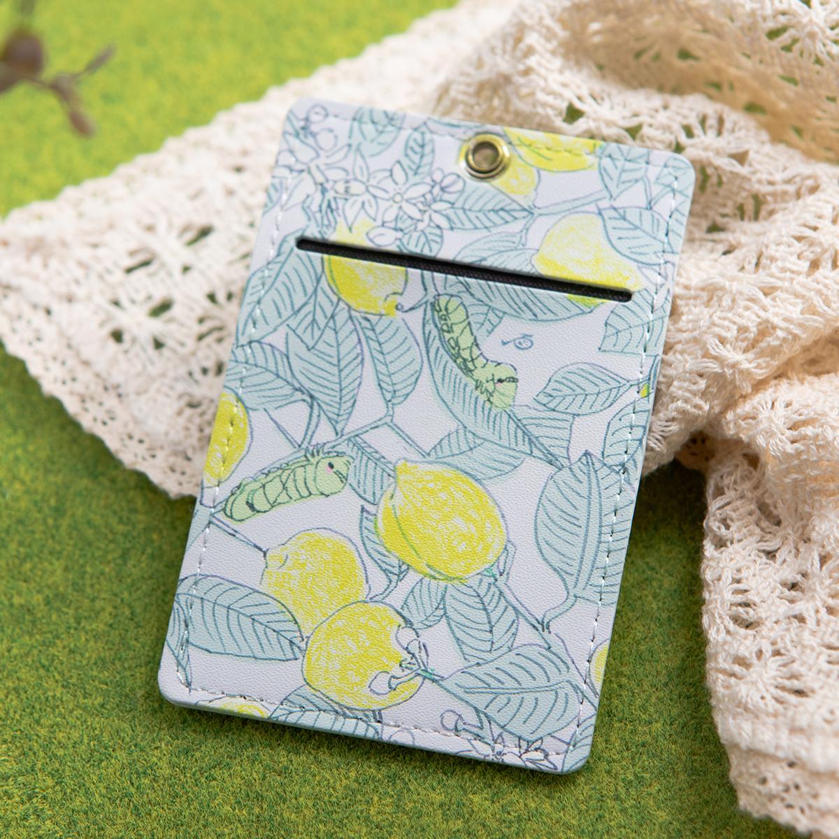 【直営店限定雑貨】レモンの木 パスケース