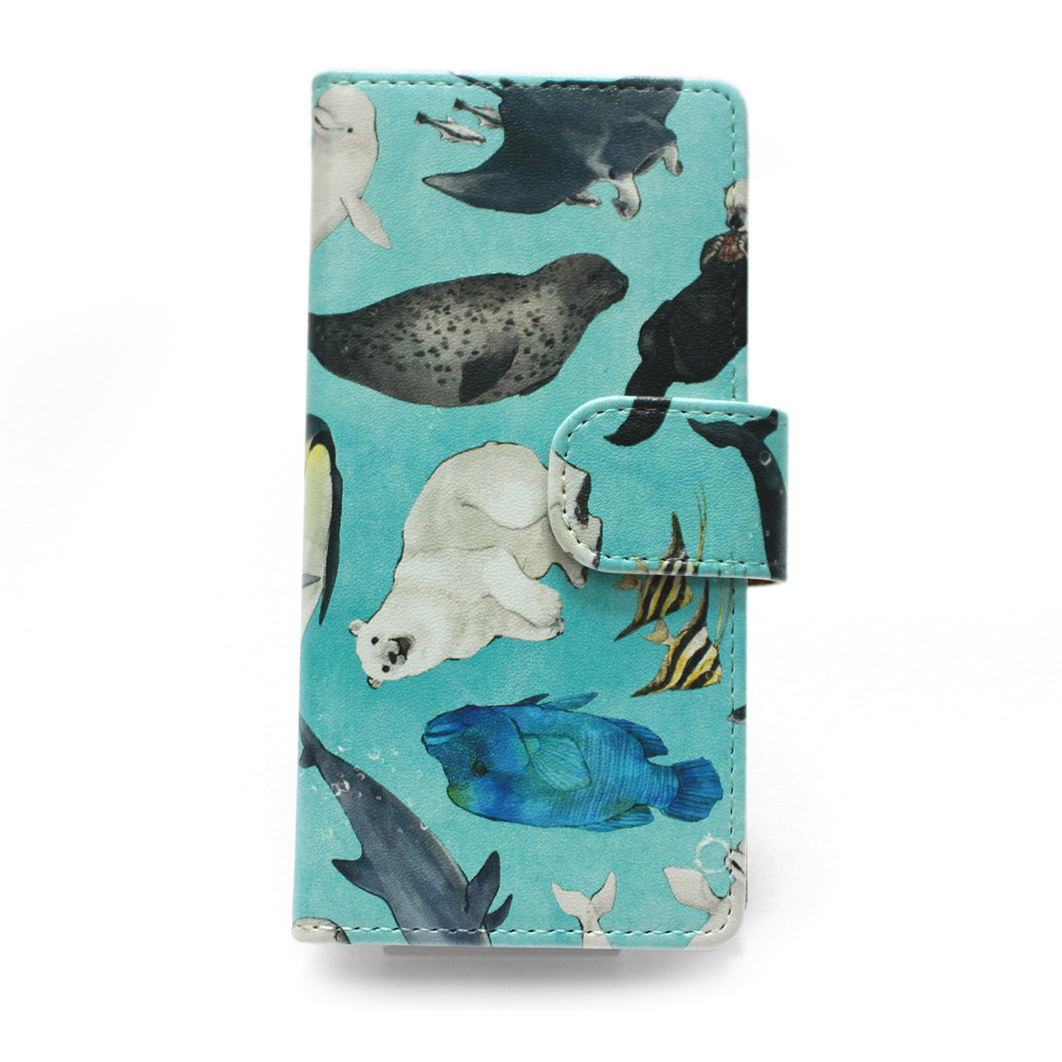 【セール】水族館  / スマートフォンケース (iPhone8/iPhone7/6s/6兼用)