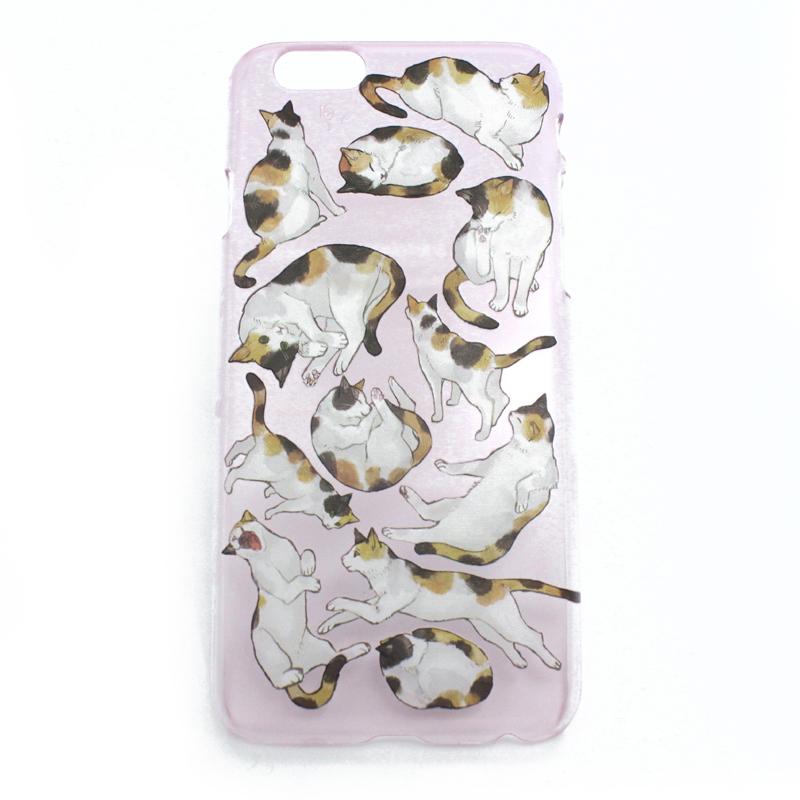 【セール・再値下げ】ミケのララバイ(ハード)/ スマートフォンケース(iPhone6s専用)
