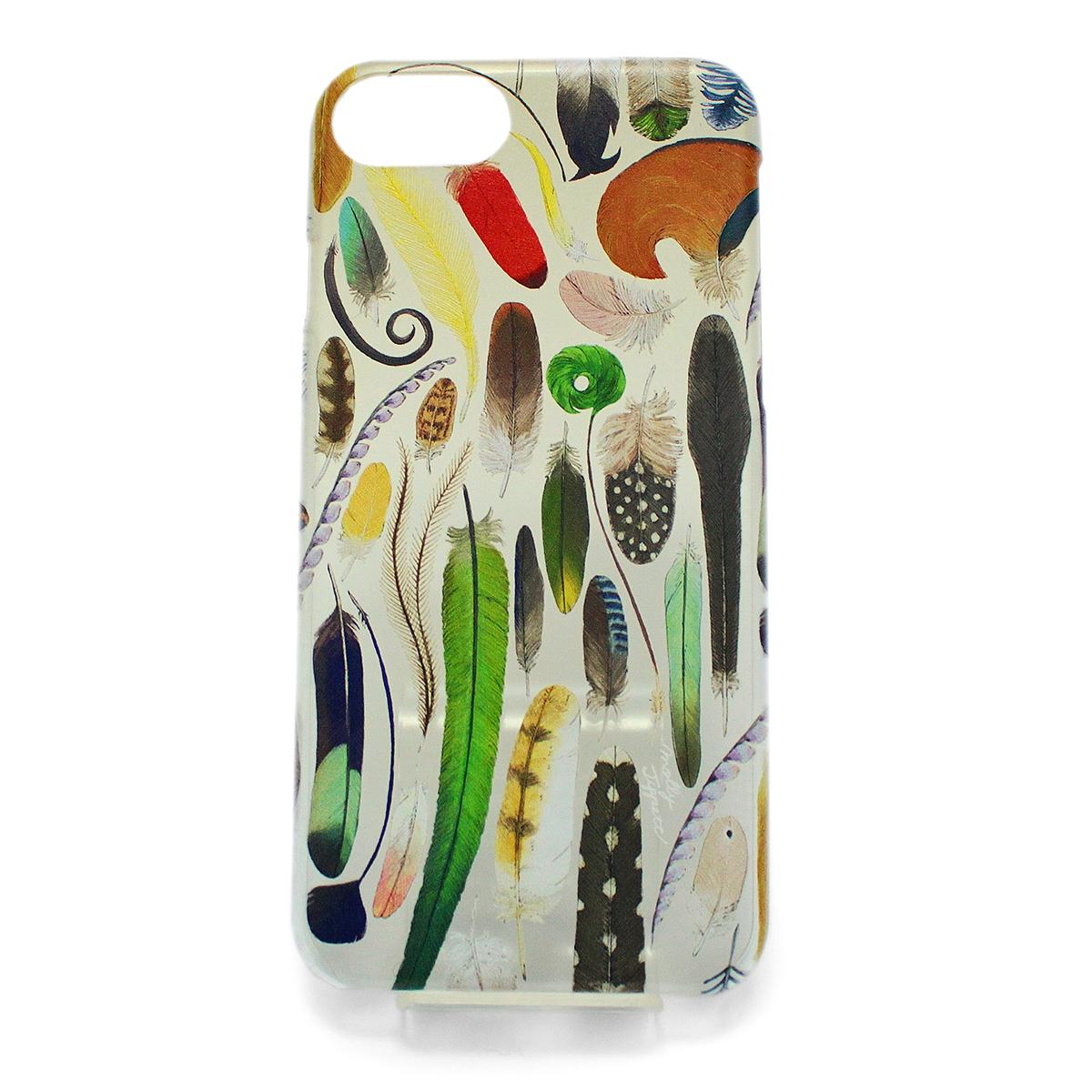 【セール】鳥類羽根標本(ハード)/ スマートフォンケース(iPhone8/iPhone7/6s/6兼用)