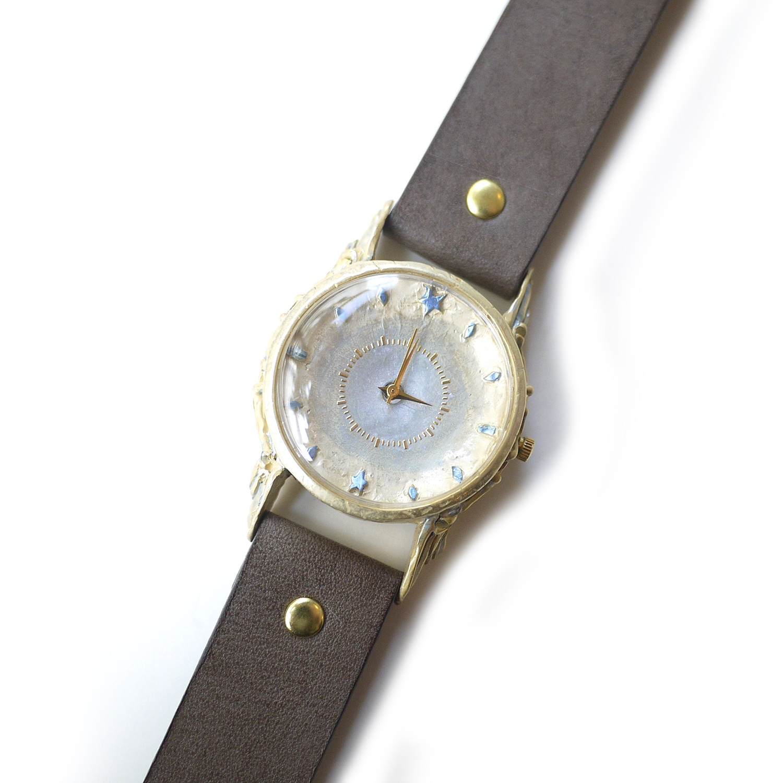 ヴォグ(ゴールド)/腕時計(専用BOX付き)