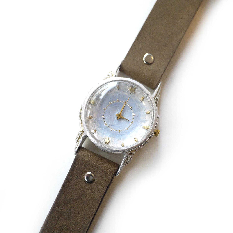 ヴォグ(シルバー)/腕時計(専用BOX付き)