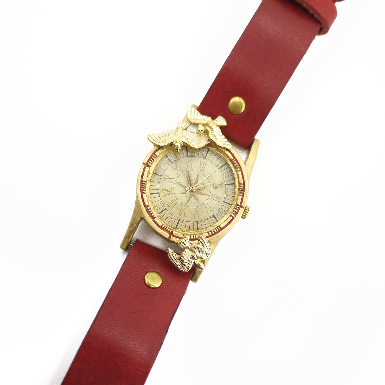 コンパス/腕時計(専用BOX付き)
