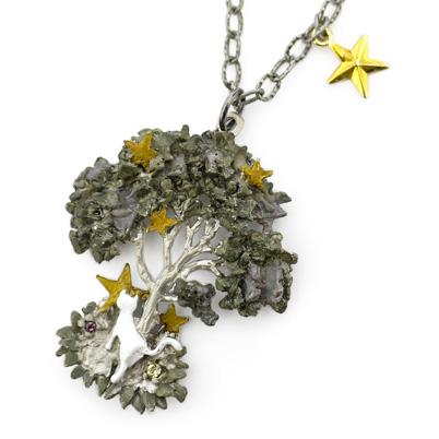 星の樹 / ネックレス