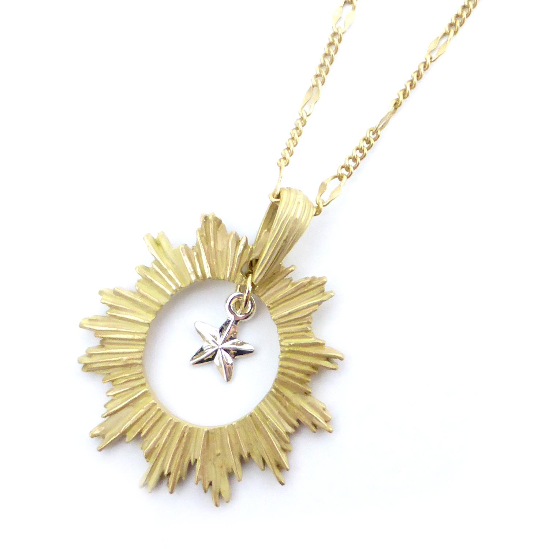 グロゥスター(ゴールド)/ネックレス