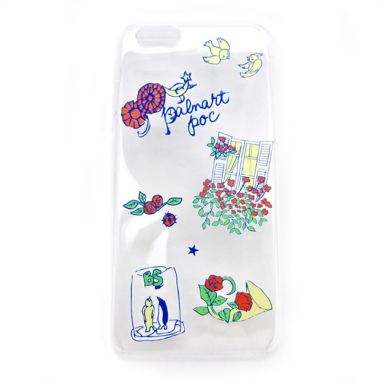 【セール】ドローイング01/ スマートフォンケース(iPhone6・6s専用専用)