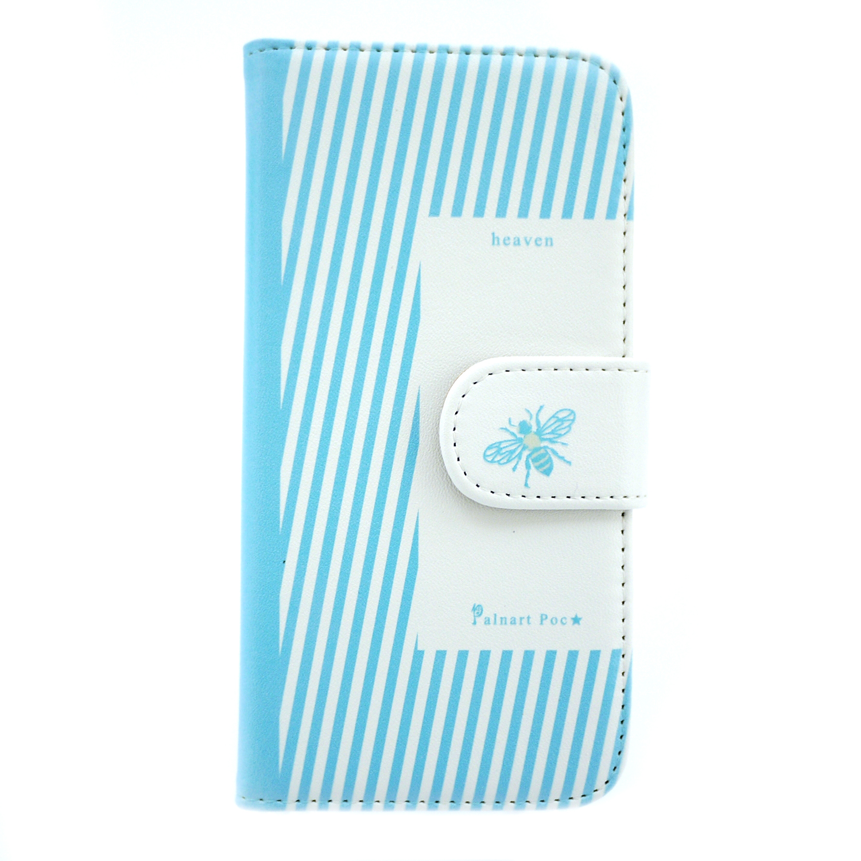 【セール】天上の青/ スマートフォンケース(iPhone6・6sor5・5s専用)