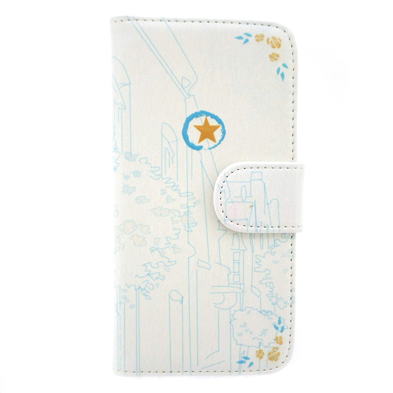 【セール】フルール/ スマートフォンケース(iPhone6・6sor5・5s専用)