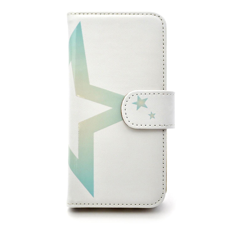 【セール・再値下げ】ブルースター/ スマートフォンケース(iPhone6・6sor5・5s専用)